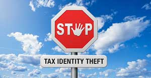 file your tax return early to prevent tax identity theft