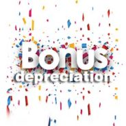 Why 2016 May Be an Especially Good Year to Take Bonus Depreciation