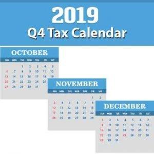 2019 4th-quarter-tax-calendar