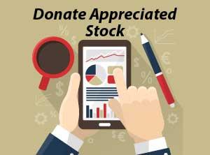 Donate-appreciated-stock