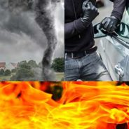 Victims of a Disaster, Fire or Theft May be Able to Claim a Casualty Loss Deduction
