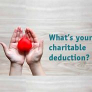 When It Comes to Charitable Deductions, All Donations Aren't Created Equal