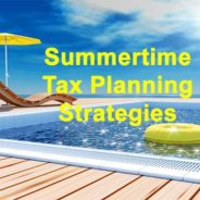 3 Traditional Midyear Tax Planning Strategies For Individuals That Hold Up Post-TCJA