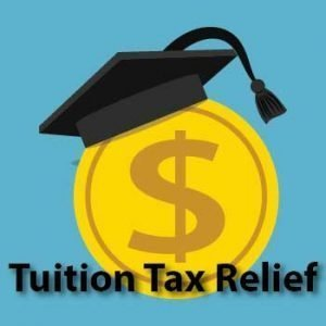 tax relief from college costs
